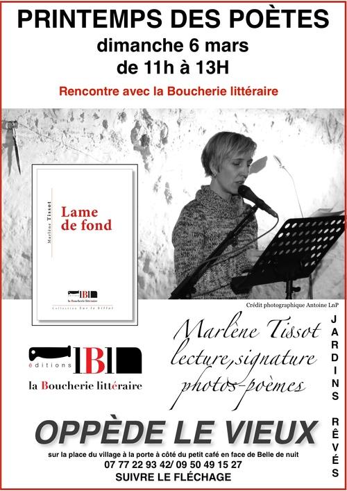 Marlène Tissot dans le Luberon