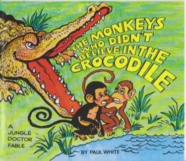 Série de bandes dessinées Jungle Doctor par le Dr Paul White;  imprimable gratuitement