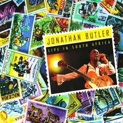Jonathan Butler - Live In South Africa - Complete CD