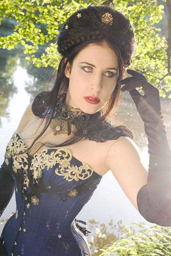 Aurelia Isabella, modèle et artiste