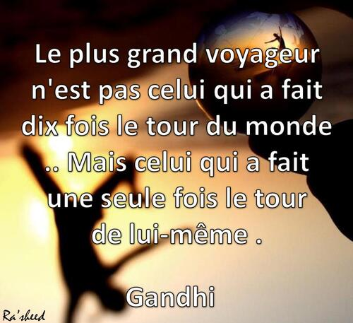 Gandhi - Citations
