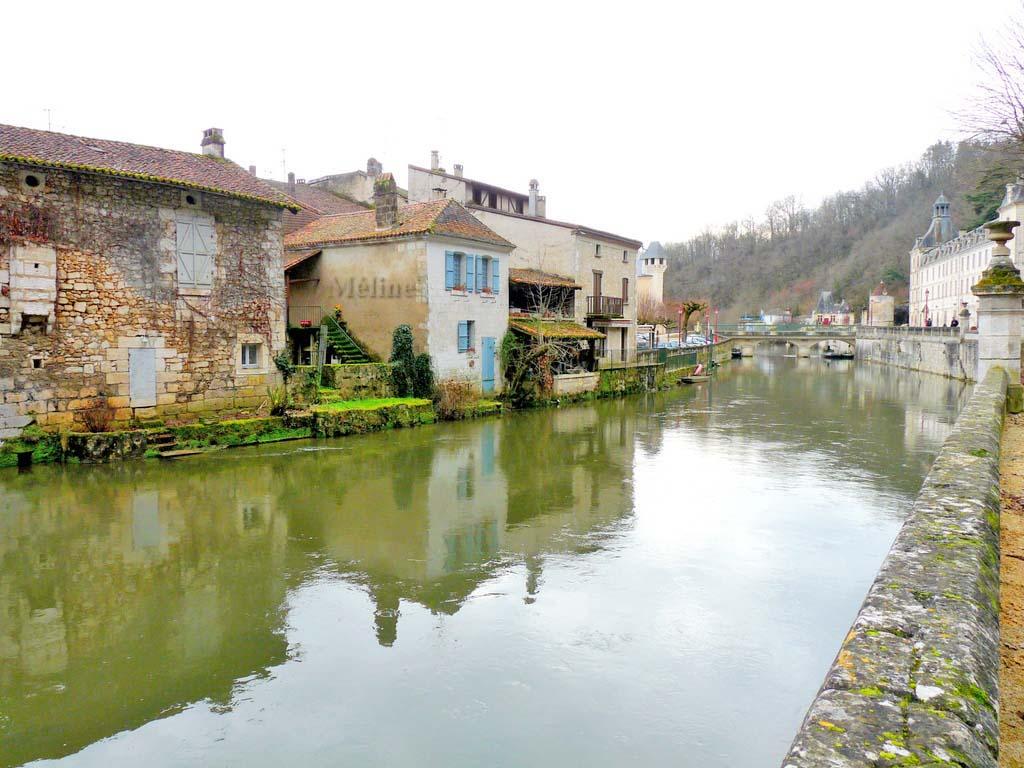 Brantôme (13) - La petite Venise du Périgord - Un des plus beau village de France !