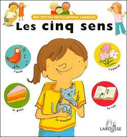 """Livre """"les 5 sens"""""""
