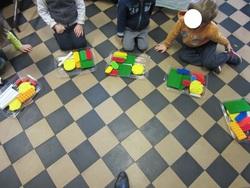 """Dénombrer  3 """"Le jeu des gâteaux"""""""