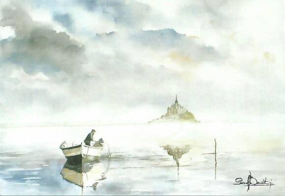 Le Mont Saint-Michel - Pascal Benoît