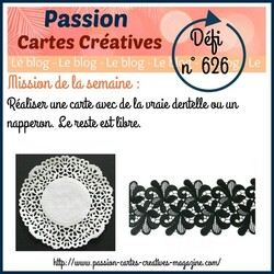 Passion Cartes Créatives#625 !