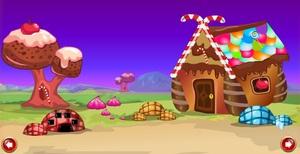 Jouer à Candy village escape