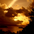 Un soir à Tartane - Photo : Véro