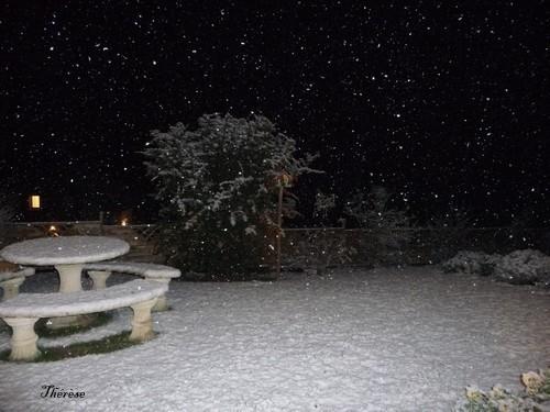 Première neige 26-27 novembre 2011 (2)