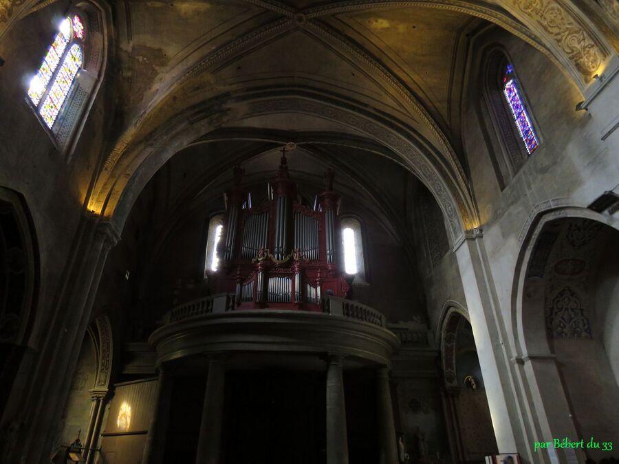 L'église Saint Pierre de Gaillac