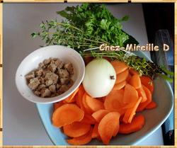 Lentilles aux Saucisses au MicroCook