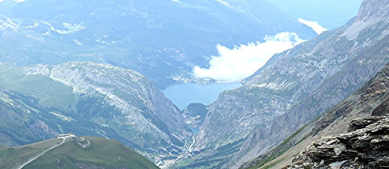 Alpes 9 / L'Iseran , le plus haut col routier européen (2)