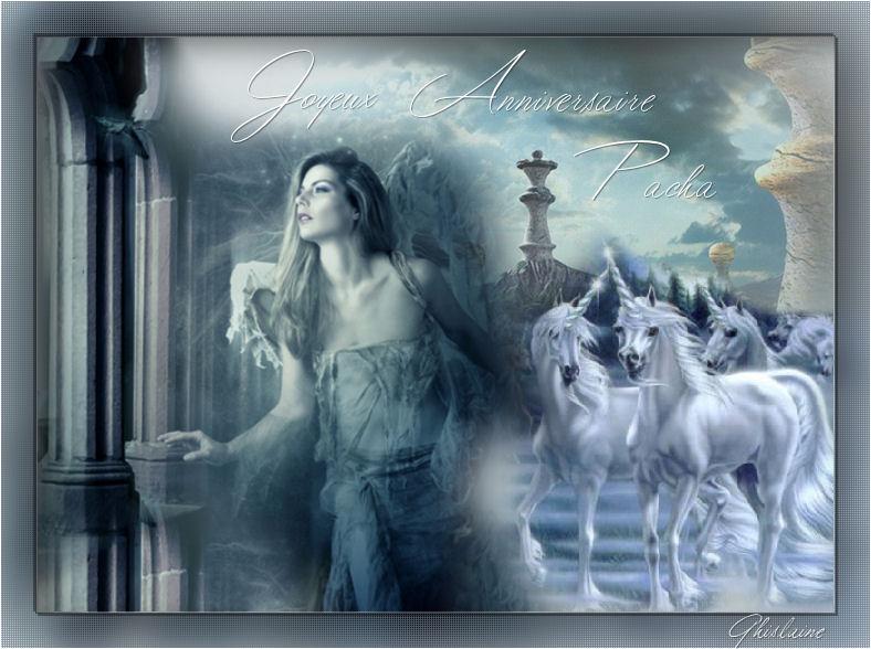 Jolis cadeaux pour mon Anniversaire ... merciiiiiiiiiii à vous....