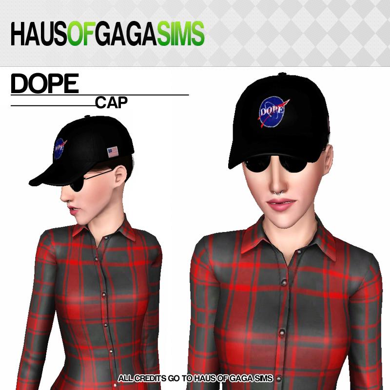 DOPE CAP