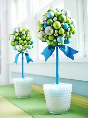 Idée Déco Noël 3 : Les boules de Noël
