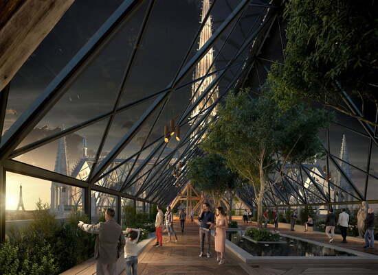 Que sera la future Notre Dame de Paris ?