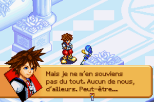 KH : Chain of Memories - Chapitre 3 - Agrabah