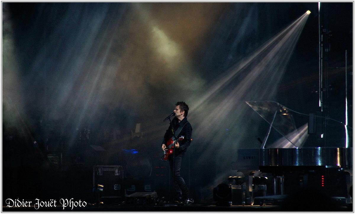 Muse (1) - Festival des Vieilles Charrues 2015