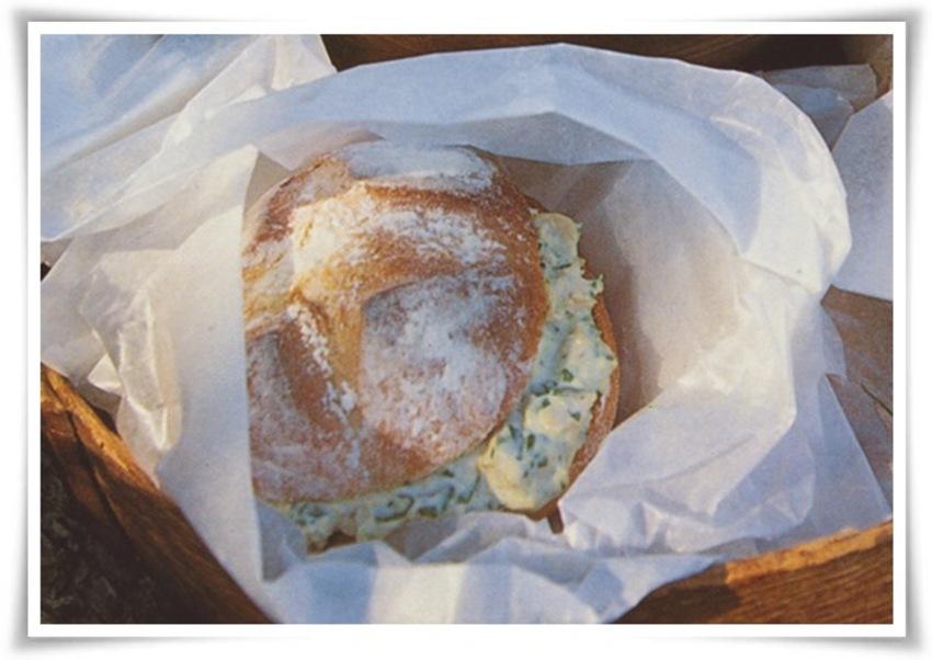 """Fraîcheur des """"petits pains ronds"""" ..."""