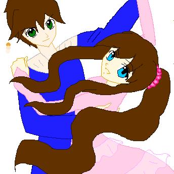 Tenshi et Kuro