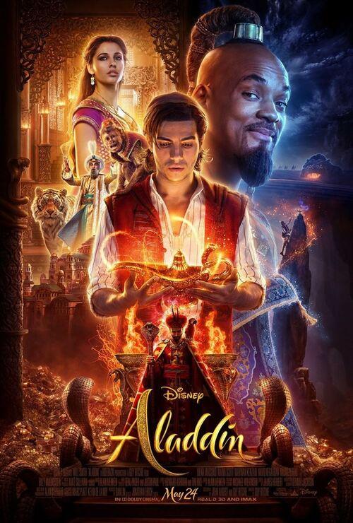 Aladdin: 22 Mai 2019