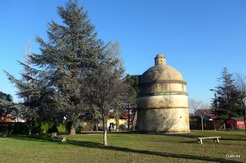 Ramonville St Agne : le pigeonnier