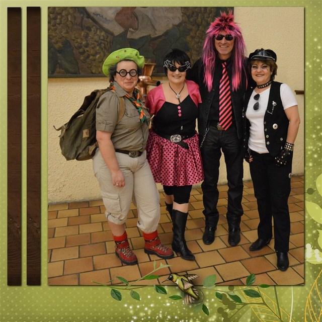 Blog de sylviebernard-art-bouteville : sylviebernard-art-bouteville, Bal du 21.02.2015