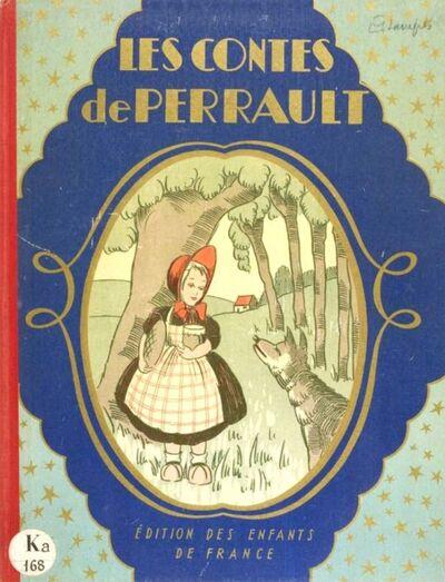 Les contes de Perrault (édition des enfants de France. 1945)