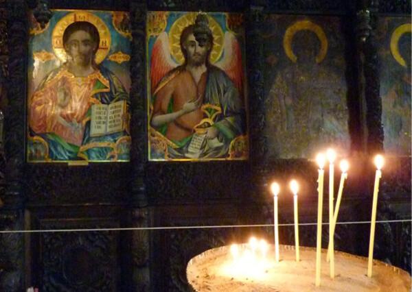 Jour 12 - Triavna - L'église Saint-Michel Archang-copie-1
