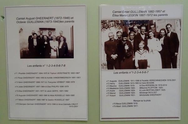 Certains Flamands sont devenus Châtillonnais après la Grande Guerre...