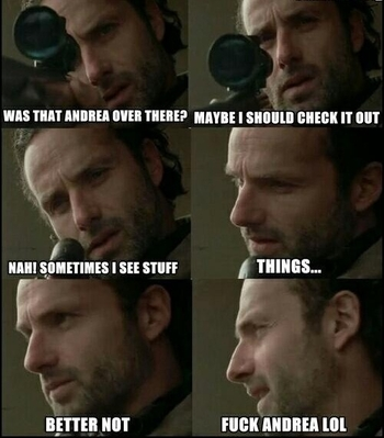 The Walking Dead Memes 38