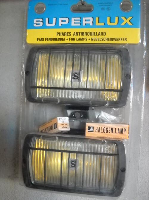Montage antibrouillard