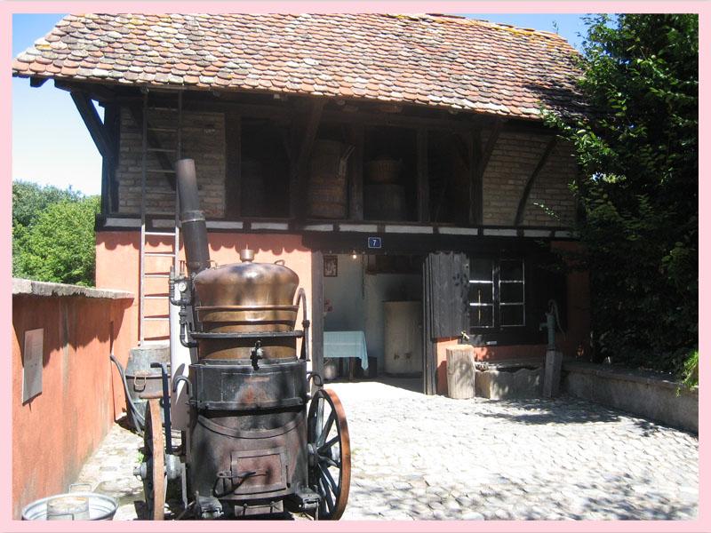 68190 Ungersheim Ecomusée d'Alsace