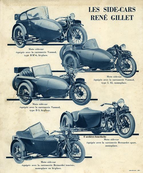 René Gillet au Bold'Or 1932