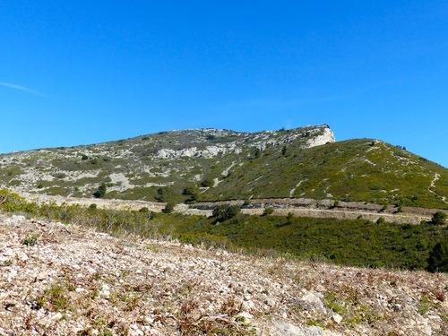 Le mont Julien