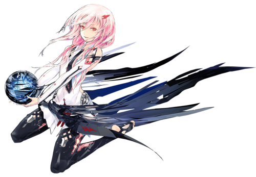 inori guilty crown