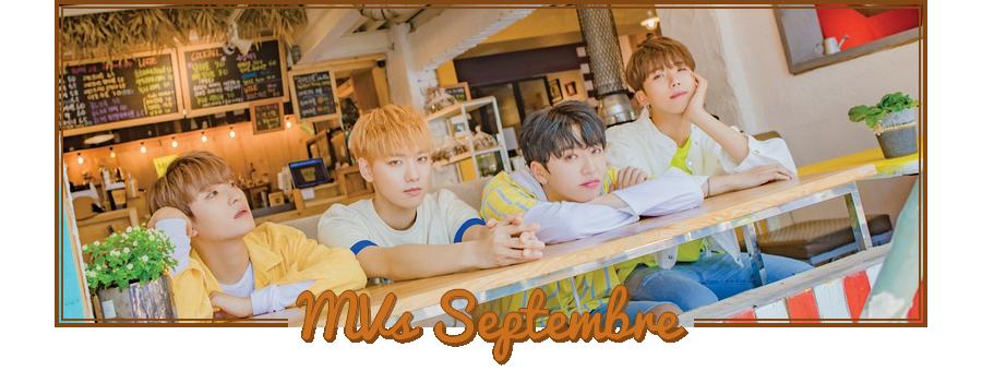 Bilan | MVs Septembre 2018