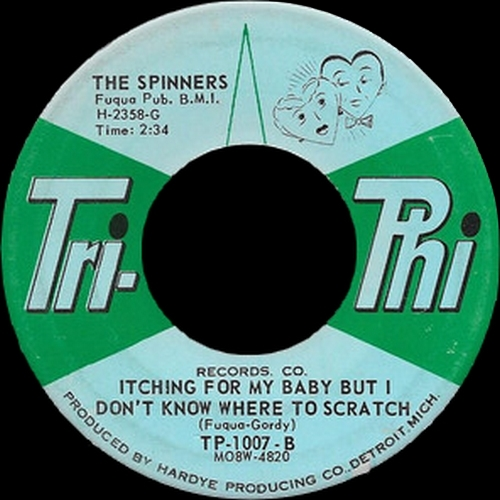 "The Spinners : CD "" The Early Years 1961 - 1966 "" SB Records DP 37 [ FR ]"