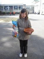 Mélissa a fêté ses 11 ans !