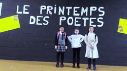 Notre 1er concours de poésie