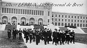 1938 inauguration