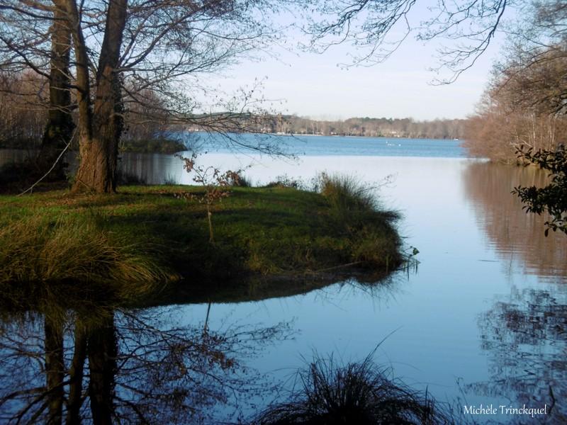"""Une balade """"digestive"""" au Lac le 25 décembre..."""