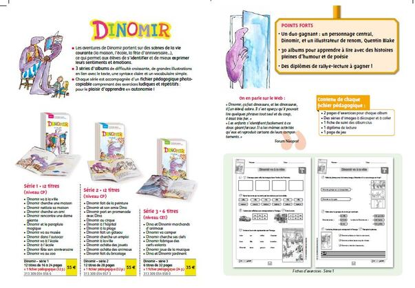 albums de Dinomir