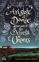 Lien vers la chronique d'Aristote et Dante découvrent les secrets de l'Univers de Benjamin Alire Saenz