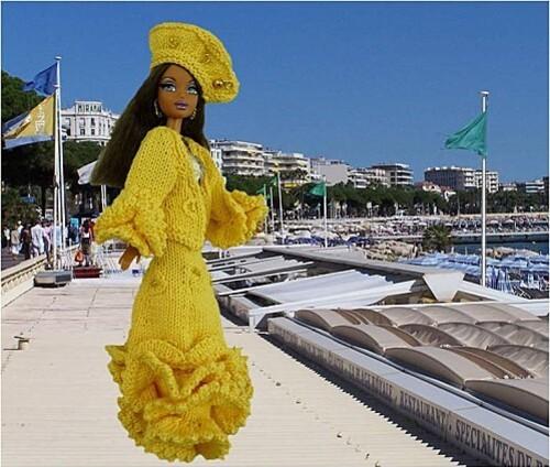 Réséda à Cannes