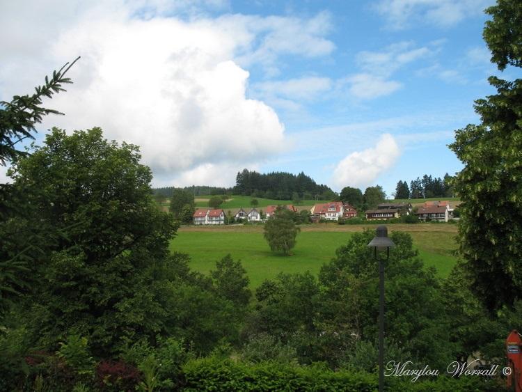 Allemagne : St. Peter le village I/2