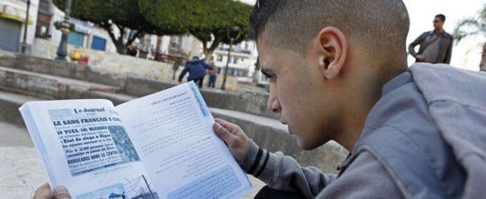 Guerre d'Algérie : la différence entre  le discours familial et mes manuels scolaires
