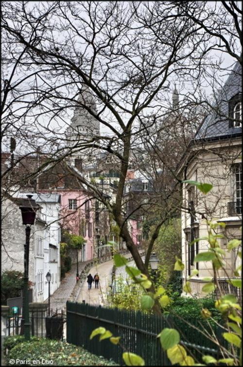 Montmartre - Place du Tertre