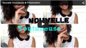 ❀ Quand une nouvelle aventure commence. Nouvelle Youtubeuse, Première vidéo / Présentation.
