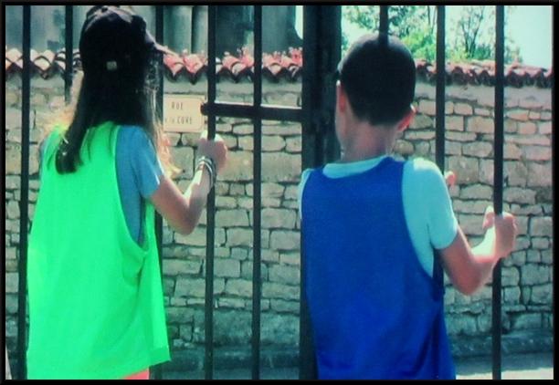 Les parents des élèves du RPI de Belan sur Ource qui ont tourné un joli film sur l'histoire du village, ont assisté à sa projection